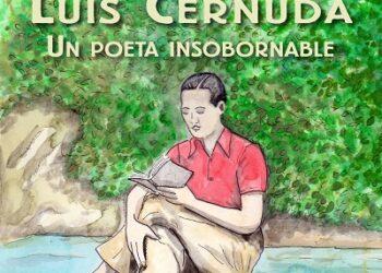 El escritor Felipe Alcaraz presenta su libro «Luis Cernuda, un poeta insobornable» en Conil