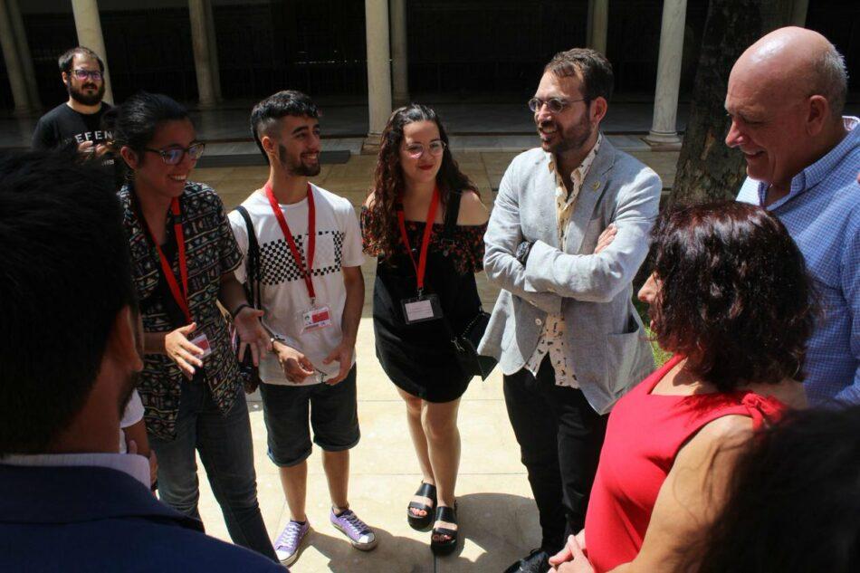 Fridays for Future traslada el «Estado de Emergencia Climática en Andalucía» al Parlamento