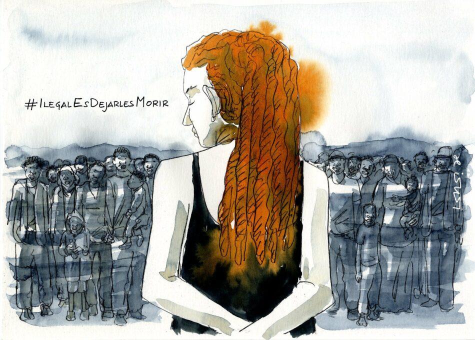 CEAR reclama la «liberación inmediata y sin cargos» de Carola Rackete, la capitana del Sea Watch