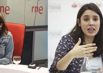 Irene Montero: «El veto que Pedro Sánchez está planteando es un veto que jamás aceptarían ellos»