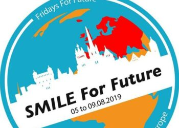 Cumbre Europea de Fridays For Future en Lausanne