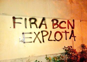 Greu atac al dret de vaga a Fira de Barcelona. Comunicat del Secretariat Permanent de CGT Catalunya