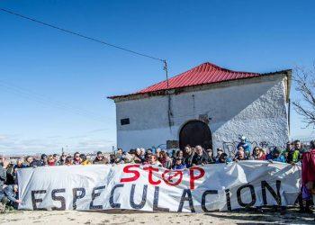 Las organizaciones ciudadanas y ecologistas contra la aprobación de la Operación Chamartín