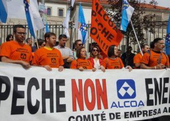 Unidas Podemos exige al Gobierno que intervenga de forma inmediata en la situación de Alcoa