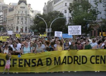 Juez admite a trámite el recurso de IIDMA y vecinos de Madrid contra la suspensión de Madrid Central por vulnerar derechos fundamentales