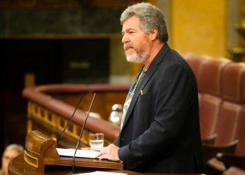 Juantxo López de Uralde será portavoz de Transición Ecológica de Unidas Podemos