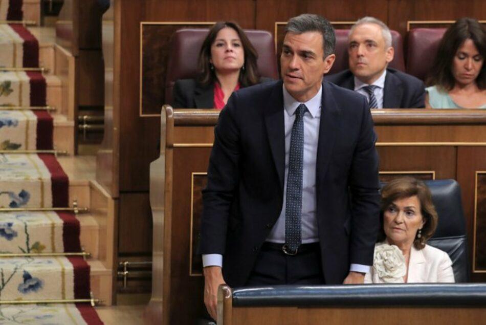 Los ministerios ofrecidos por el PSOE a Unidas Podemos suponían el 4% del presupuesto del Estado: UP lanza una nueva oferta in extremis