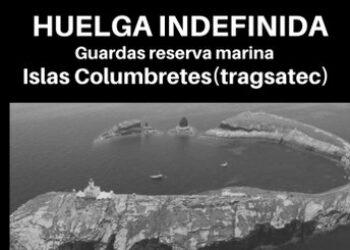 Huelga indefinida en el servicio de guardería de las islas Columbretes