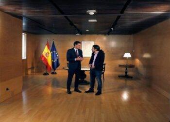 Fracasó la quinta reunión entre Sánchez e Iglesias: el PSOE mantiene el veto a que Unidas Podemos entre en el Gobierno