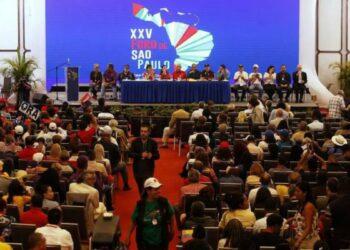 Venezuela. Foro de Sao Paulo continuará con encuentros internacionales sectoriales