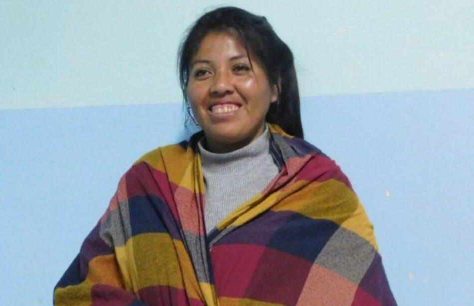 Argentina. Parlamento de Mujeres Indígenas. Noelia Naporichi: «Somos las que estamos debatiendo contra el machismo, el capitalismo, el Estado y el sistema todo»
