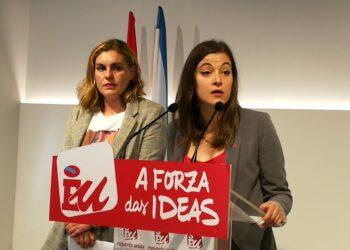 """Eva Solla: """"A Xunta está a ser cómplice da impunidade nos casos relacionados coa Carioca"""""""