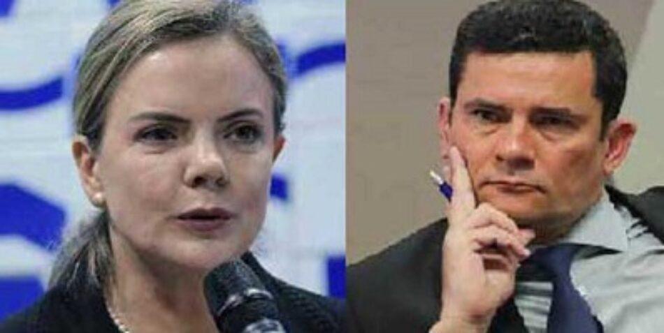 PT-Brasil denuncia delito de Moro e interferencia en elecciones