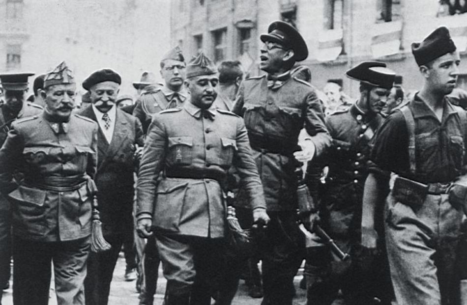 Piden al gobierno una declaración institucional de condena del 18 de julio de 1936