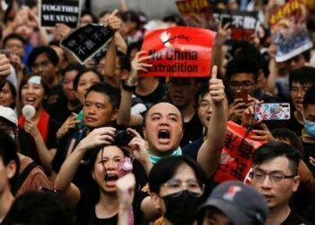 Nueva jornada de protestas en Hong Kong contra la ley de extradición