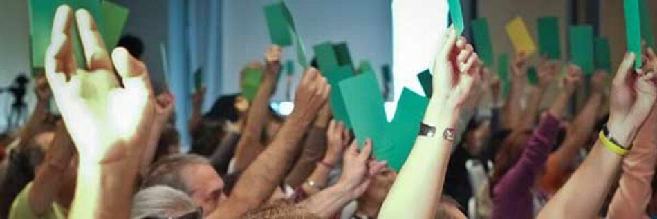EQUO convoca Asamblea Extraordinaria en octubre para canalizar el impulso de los partidos verdes europeos