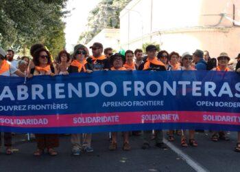 La Caravana Abriendo Fronteras 2019, contra las políticas migratorias de la Unión Europea