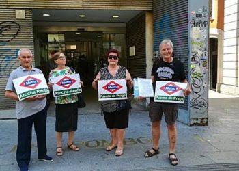 La Asociación Vecinal de Carabanchel Alto presenta alegaciones al proyecto de ampliación de la línea 11 de Metro