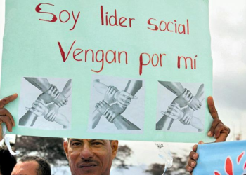 El Estado colombiano nunca protegerá a los líderes sociales