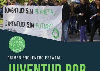 Fridays for Future España celebra su primer encuentro estatal por el clima
