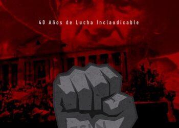 Saludo al 40/19 de la Revolución Popular Sandinista