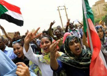 Miles de manifestantes piden el fin de la Junta Militar y el traspaso del poder a un gobierno civil en Sudán