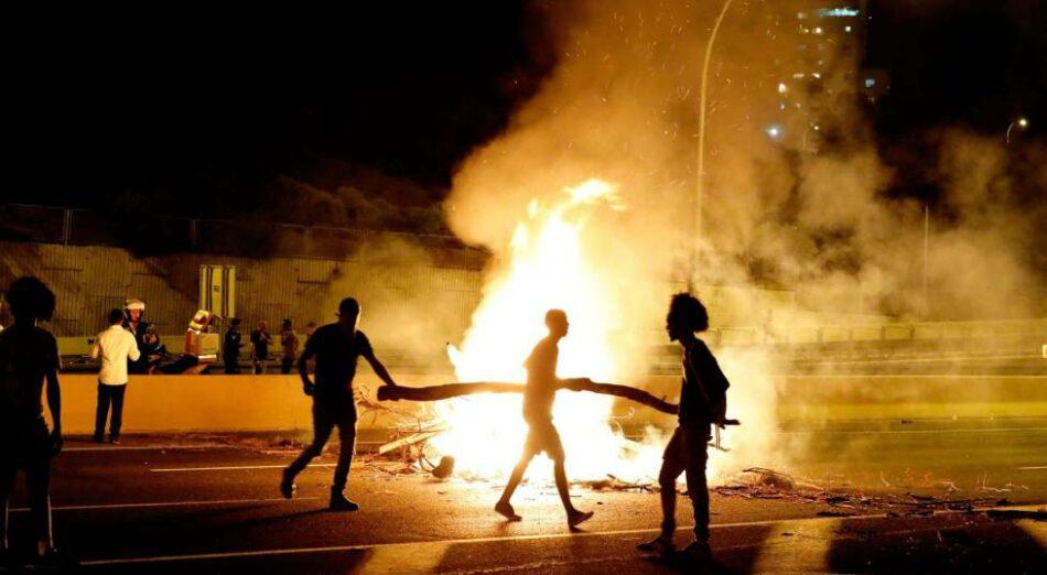 La revuelta de los judíos negros en Israel