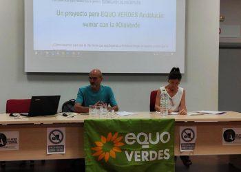 EQUO VERDES impulsará en Andalucía la llamada ola verde