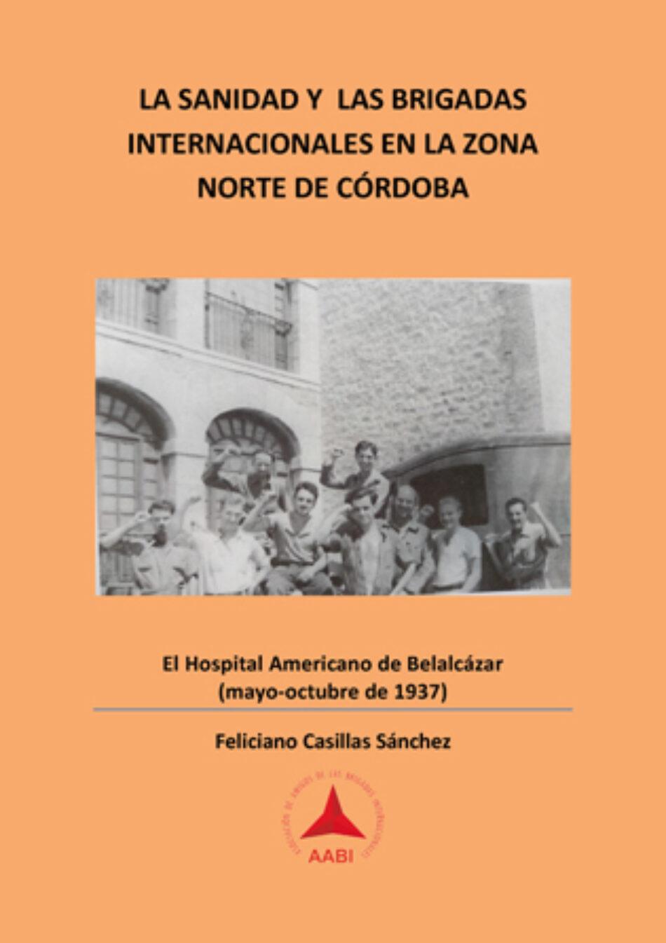 La sanidad con las Brigadas Internacionales en la zona norte de Córdoba
