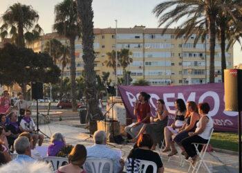 Alberto Rodríguez expone en Málaga cuales son los retos organizativos de Podemos