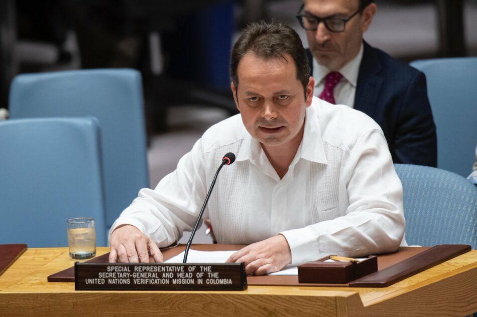 Naciones Unidas manifiesta su preocupación ante la oleada de asesinatos a ex combatientes de las FARC en Colombia