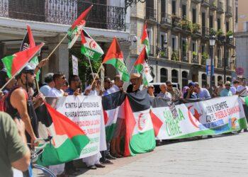 La comunidad saharaui en Europa exige a España tomar medidas ante la grave situación de derechos humanos en el Sahara Occidental