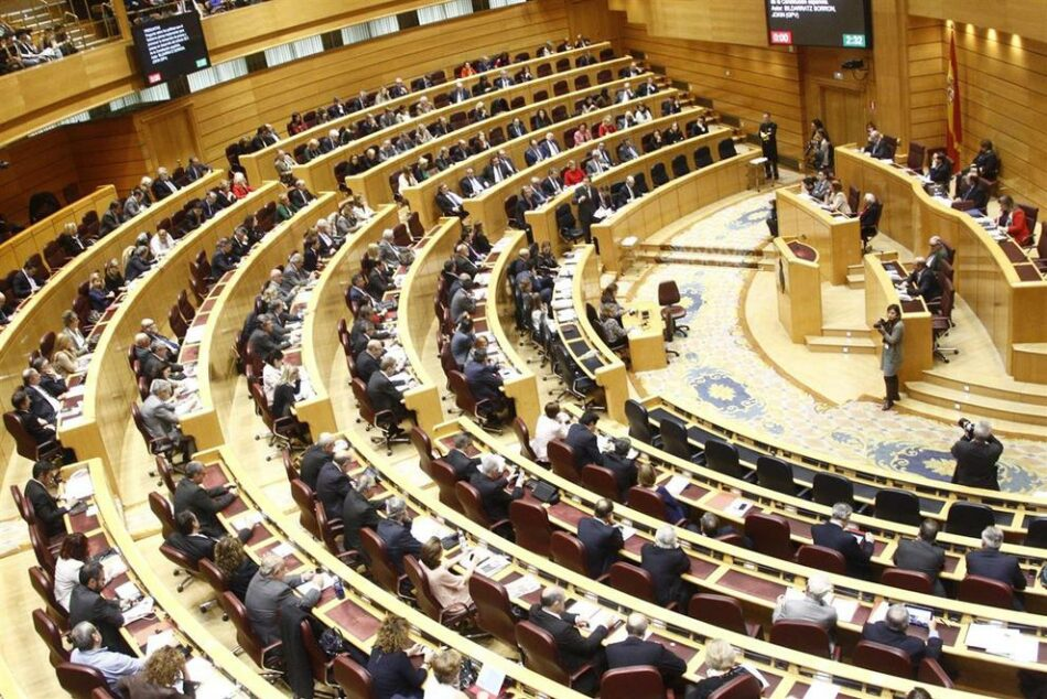 Compromís pide que se pueda usar el leonés de manera habitual en el Senado, como pasa con castellano, valenciano, vasco y gallego