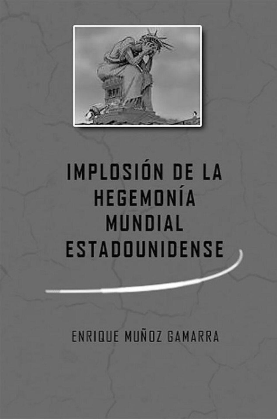 """Presentación del libro """"Implosión de la hegemonía mundial estadounidense"""" en Lima-Perú"""