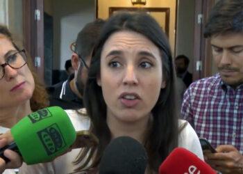 Irene Montero: «el partido socialista tiene que reabrir las negociaciones, levantar sus vetos y sus líneas rojas»