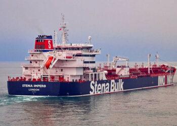 Irán detiene un petrolero británico en el estrecho de Ormuz