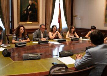 """Enrique Santiago denuncia que """"empeoran las condiciones de trabajo"""" en Salvamento Marítimo, lo que acarrea """"más peligro"""" para las personas y la """"pérdida de eficacia en los rescates"""""""