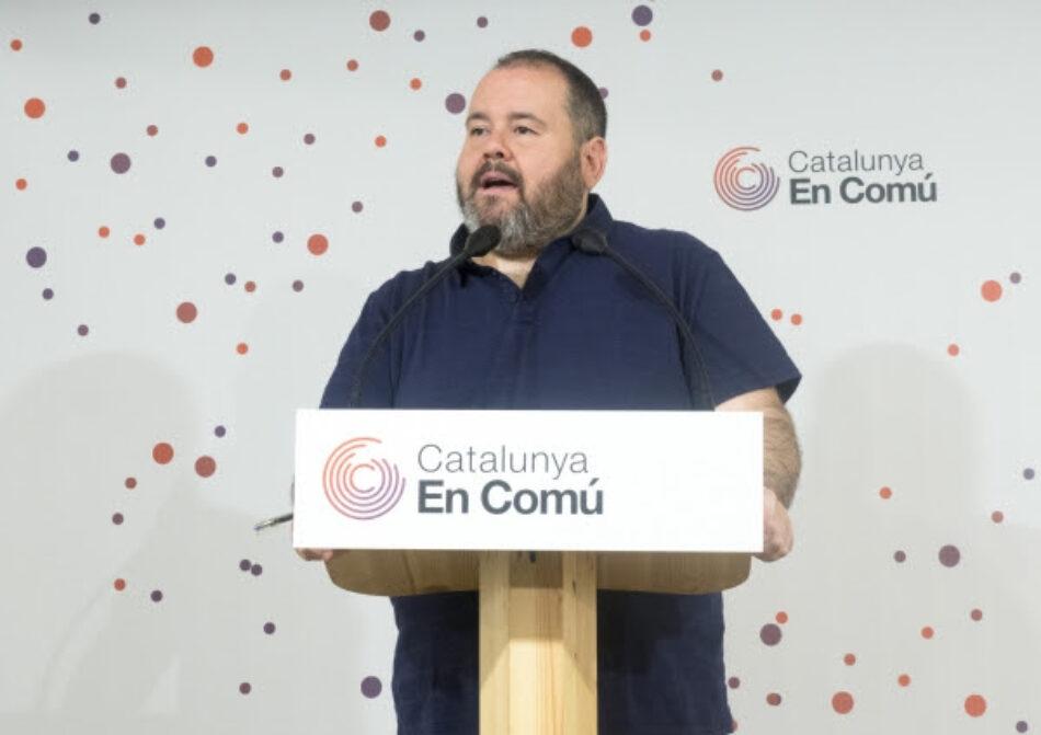 """Mena: """"Pedro Sánchez ha de deixar de buscar excuses i començar a fer política"""""""