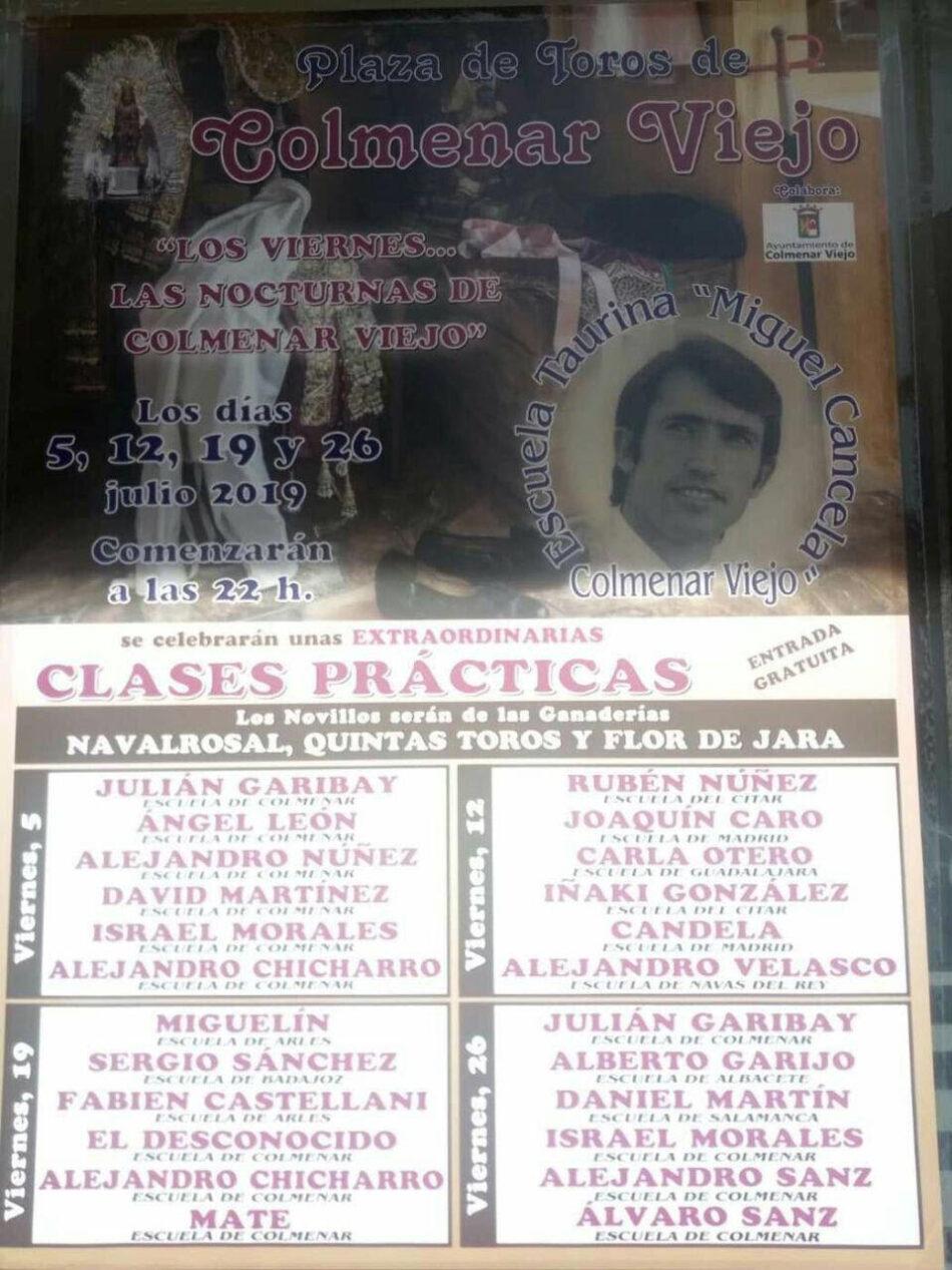 Menores protagonizan masacre de 24 jóvenes novillos en Colmenar Viejo