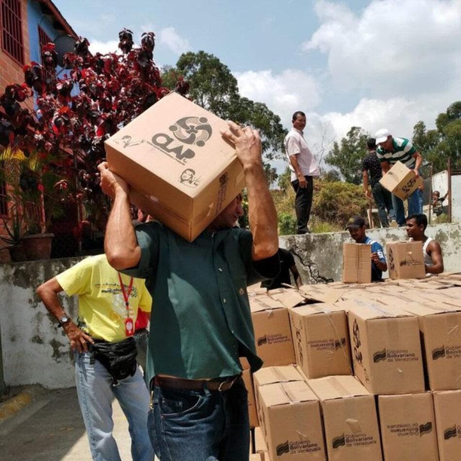 «Si EE.UU. realmente quisiera una operación humanitaria en Venezuela, no privaría intencionadamente a la gente de medicamentos y alimentos»
