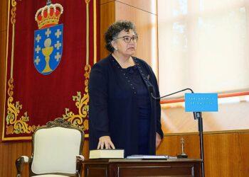A Valedora do Pobo, condeada en sentenza firme por enchufar á sobriña de Fraga, reclama un aumento de soldo