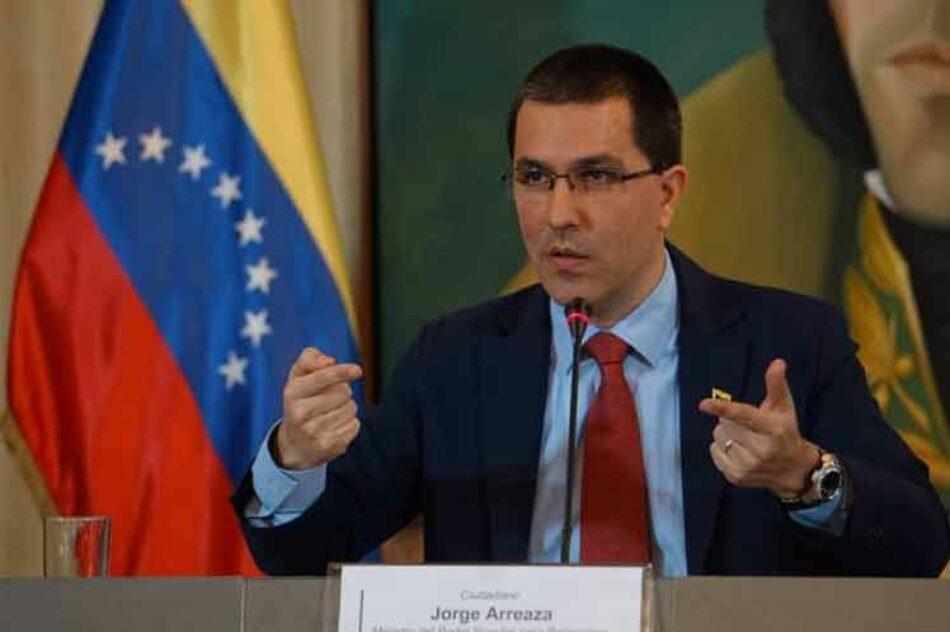 EE.UU. niega a Venezuela nombrar protector en embajada de Washington
