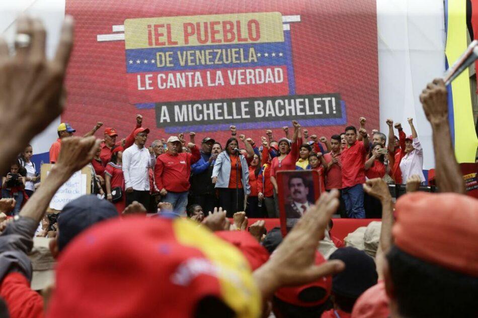 Informe de Bachelet sobre Venezuela: ¿Quién tiene la última palabra?