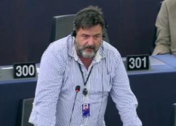 """Manu Pineda pide a Mogherini que """"deje de amenazar con sanciones"""" y siga """"empujando por el diálogo en Venezuela"""""""
