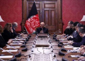 Gobierno afgano forma delegación para negociar con talibanes