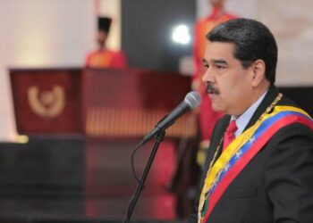 Maduro congela diálogo con oposición en respuesta a bloqueo de EEUU