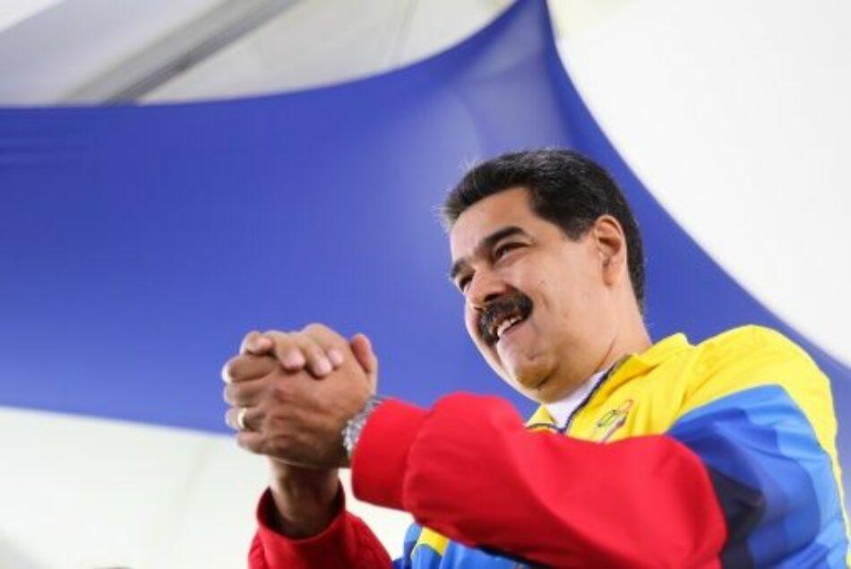 Presidente Maduro: Ante agresiones del imperialismo la clave es la resistencia