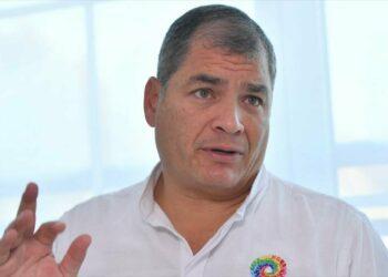 Justicia de Ecuador dicta prisión preventiva contra Correa