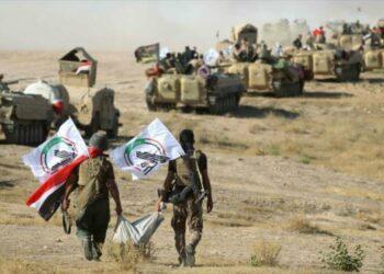 Fuerzas populares culpan a Israel de ataques aéreos a Irak