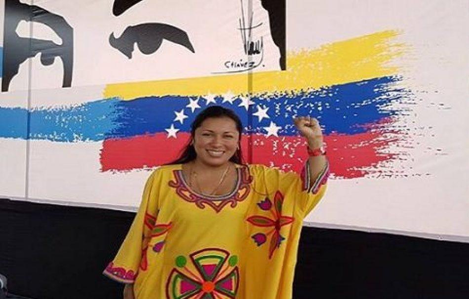 Venezuela. Aloha Nuñez, la voz de los pueblos indígenas